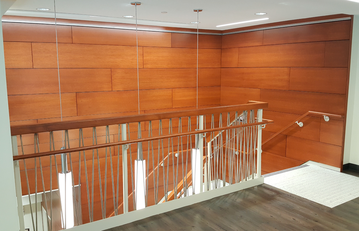 Cain Millwork utilizes state-of-the-art technology, such as the Surface Book Pro, in every architectural project.