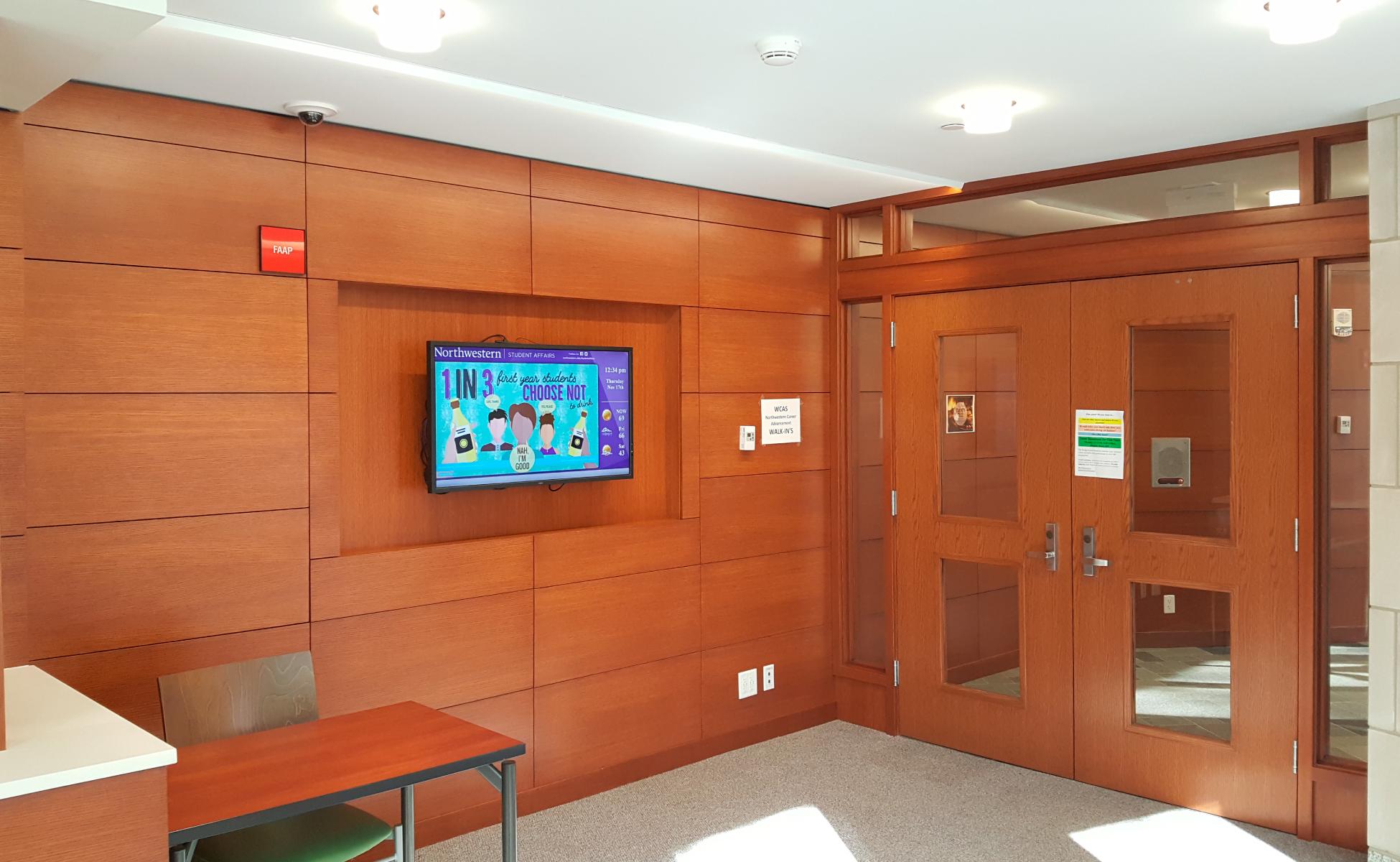 Northwestern University Shepard Hall Residential