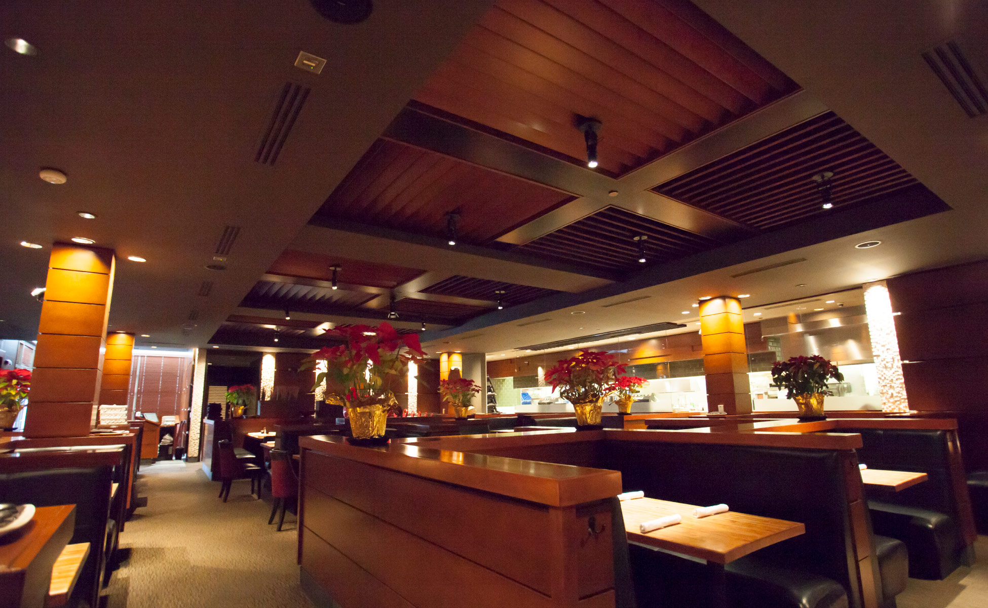 The White Chocolate Grill Naperville Restaurant Millwork