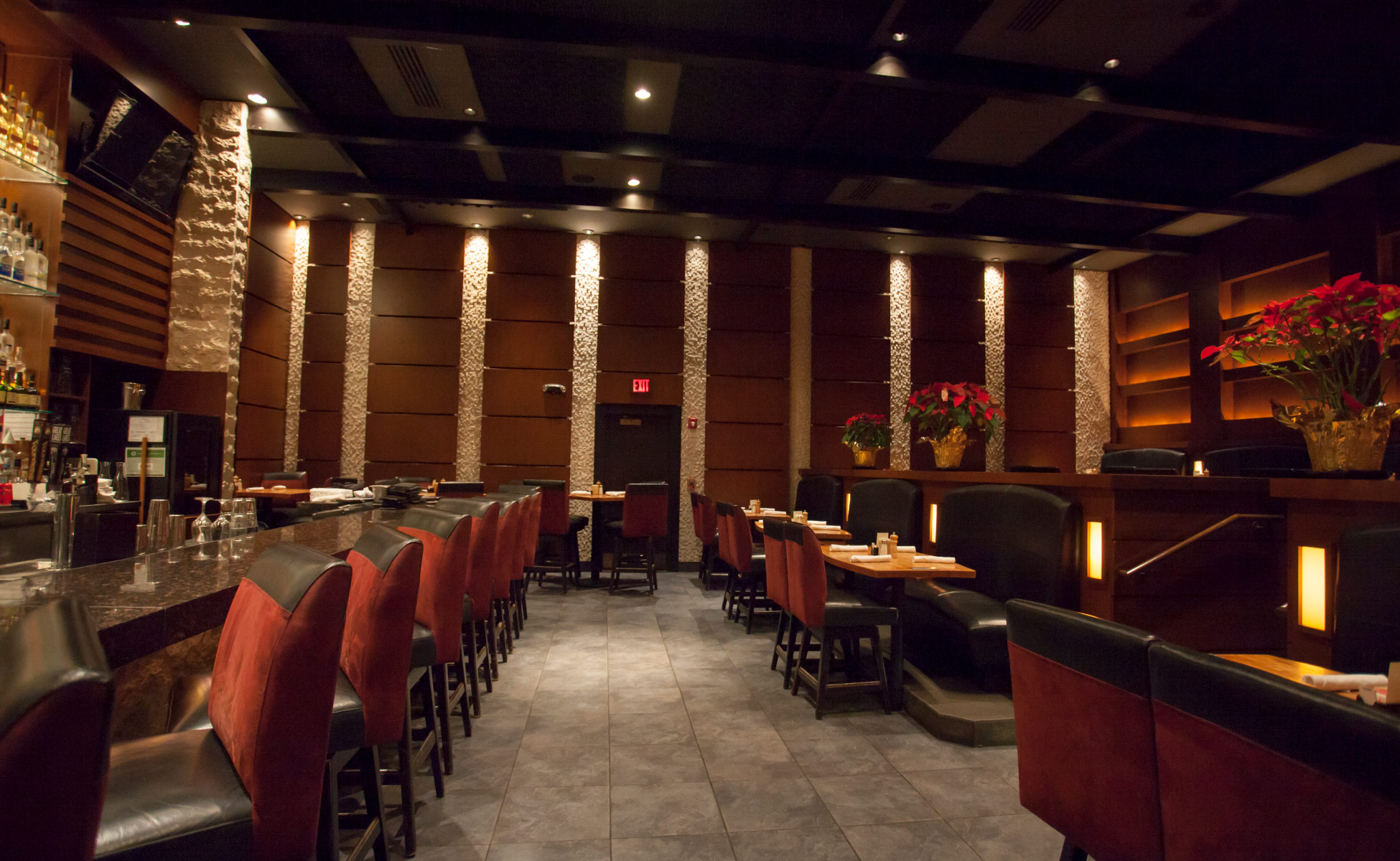 The White Chocolate Grill - Cain Millwork